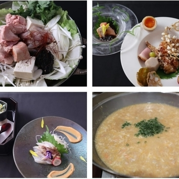 鮮魚とお寿司コース