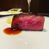 上質な牛肉の旨みを存分に『コース メイン肉料理』