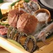 伝統的な郷土料理『博多石焼』