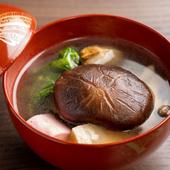 通年楽しめる郷土の味わい『博多雑煮』
