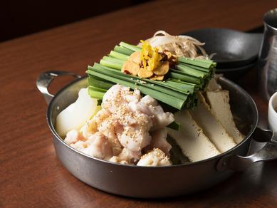 名物京風もつ鍋