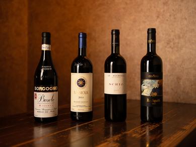 ワインコース  『デグスタツィオーネ』