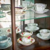 世界の紅茶に中国茶・台湾茶、オリジナル和紅茶も用意