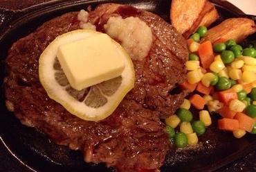 サービスステーキ(リブ 200g)