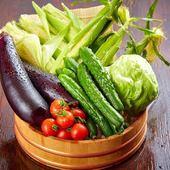 お肉と新鮮な野菜との組み合わせは絶品です。