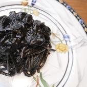 濃厚な味わいの『北海道の北斗雲丹と生海苔のアルガバターソース』
