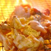 宮崎名物 地頭鶏炭火焼