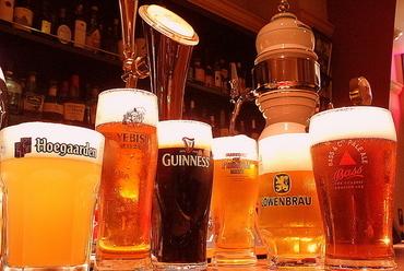 生ビール (4種類)