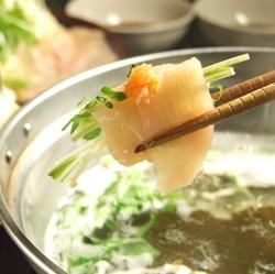 当店自慢の地鶏料理や旬の食材をふんだんに使用したメニューが並ぶご宴会コース。