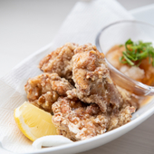3種の味わいが選べる自信作『AORY鶏の唐揚げ』