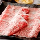極上A5ランク黒毛和牛や、他店にはない多様なお肉をお得に堪能