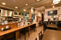 日本酒、焼酎、ワインともにオーナーシェフ厳選のラインナップ