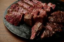 お肉本来のおいしさを提供するため、決して妥協しないプロ魂