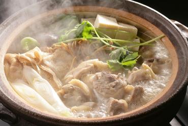 味噌鍋(八丁味噌使用)