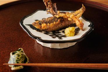 炭焼き天ぷら