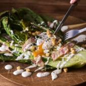 ジャーマンタルタル唐揚げ German Fried Chicken with Tartar Sauce