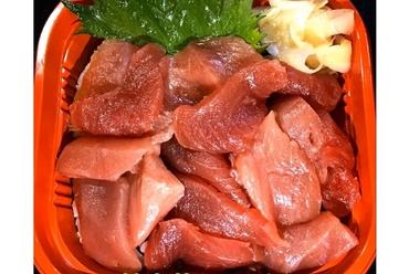 テイクアウトで海鮮丼がたのしめる