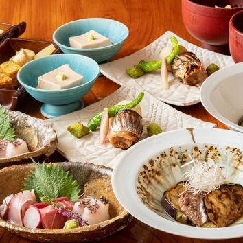 宴会コース「口福ーkoufukuー」全7品※料理は各々ご提供致します