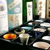 大将厳選の日本酒