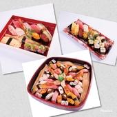 『テイクアウト』1人前~盛り込み寿司まで多種ご用意♪
