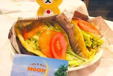 MOONビックタコス~大豆のお肉使用~