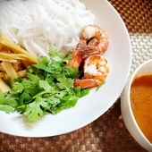 岡パクつけ麺