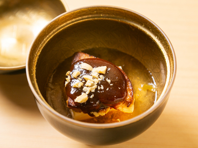 フォアグラ豆腐
