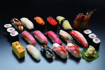 極上の寿司を、お持ち帰りでどうぞ