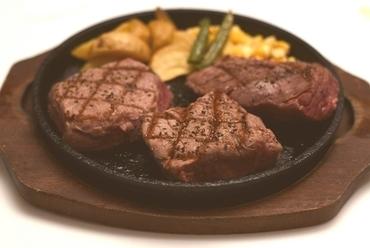 旨んまーいステーキ3種食べ比べ300g‼