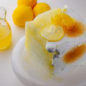 焼きメレンゲのシチリアン「ハニーレモン」