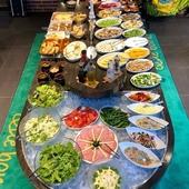 本格的なブラジル料理