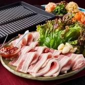 本場韓国の味をご堪能下さい