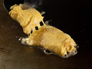 チーズだし巻