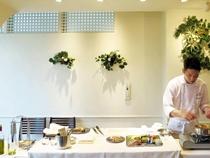 岡野シェフの料理講習会