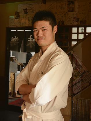 松熊 龍志 氏