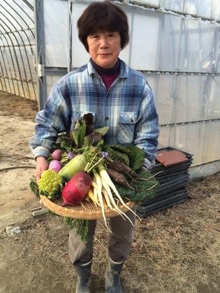 相原農園 相原 栄子 氏