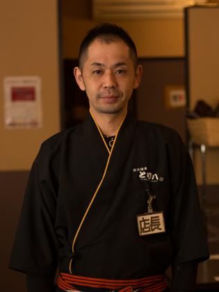 重松孝文 氏