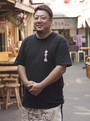 八木 尚俊 氏