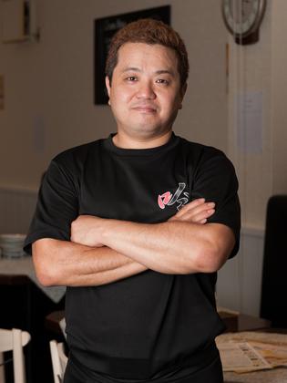 森田 銀司 氏