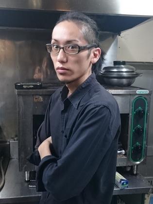 江里口 孝洋 氏