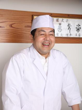 榎本 哲也 氏