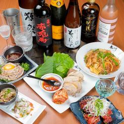 韓国料理 ジンギスカン 春川