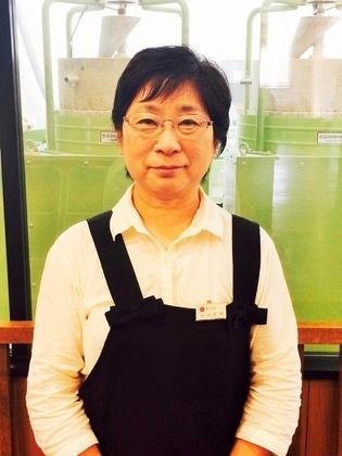 【店長】中村 由美子 氏