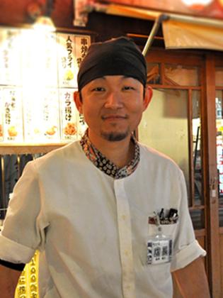 阪本 健介 氏