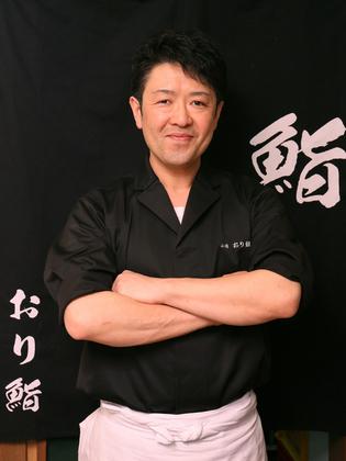森瀬 英之 氏