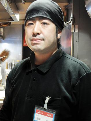 遠藤 伸作 氏