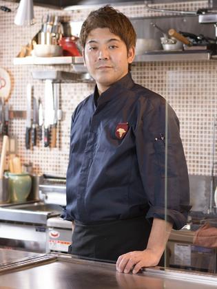 猪野 裕介 氏