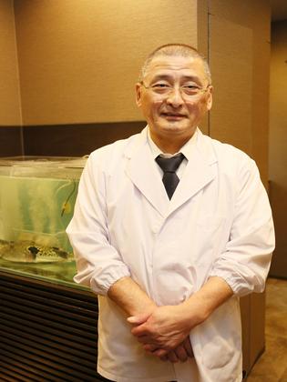 石川原 栄次 氏