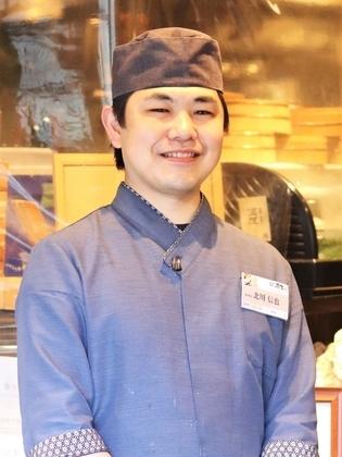 石倉 輝夫 氏