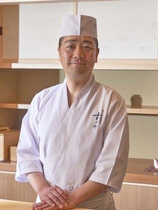 杉田 孝明 氏